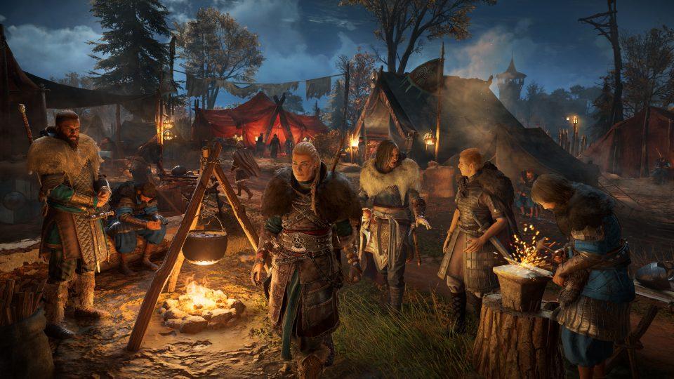 Assassin's Creed Valhalla, nuovi trailer, gameplay e screenshot 4