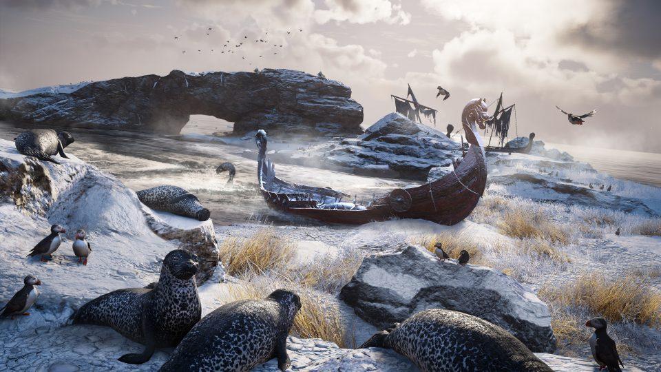 Assassin's Creed Valhalla, nuovi trailer, gameplay e screenshot 8