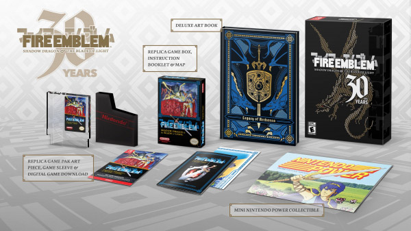 Fire Emblem: Shadow Dragon & the Blade of Light arriva su Switch il 4 Dicembre 1