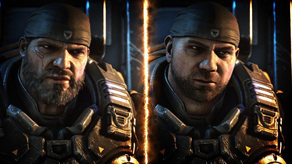 Gears 5 si mostra su Xbox Series con un trailer 2