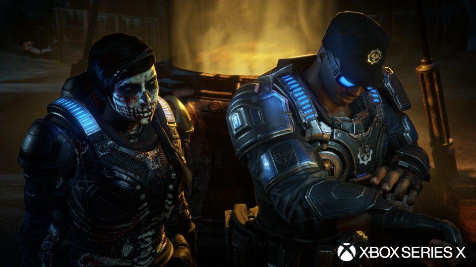 Gears 5 si mostra su Xbox Series con un trailer 3