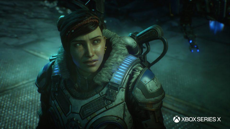 Gears 5 si mostra su Xbox Series con un trailer 5