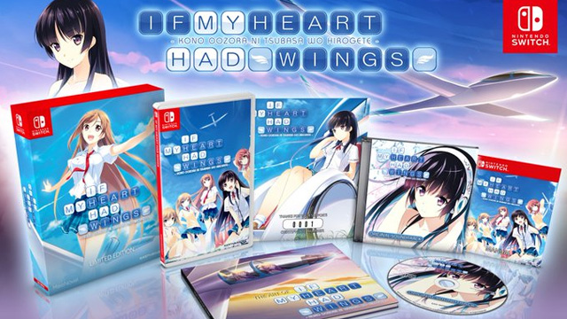 If My Heart Had Wings, annunciata la limited edition per Switch 1