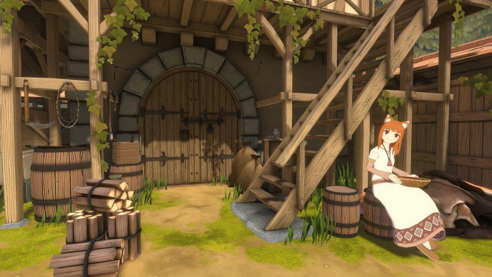 Spice and Wolf VR 2, arrivano il teaser e alcuni screenshot 2