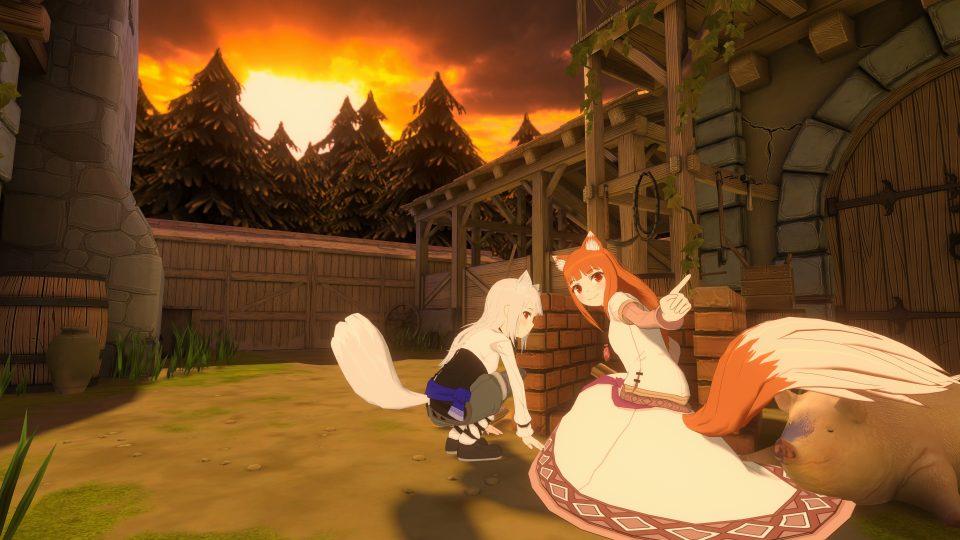 Spice and Wolf VR 2, arrivano il teaser e alcuni screenshot 5