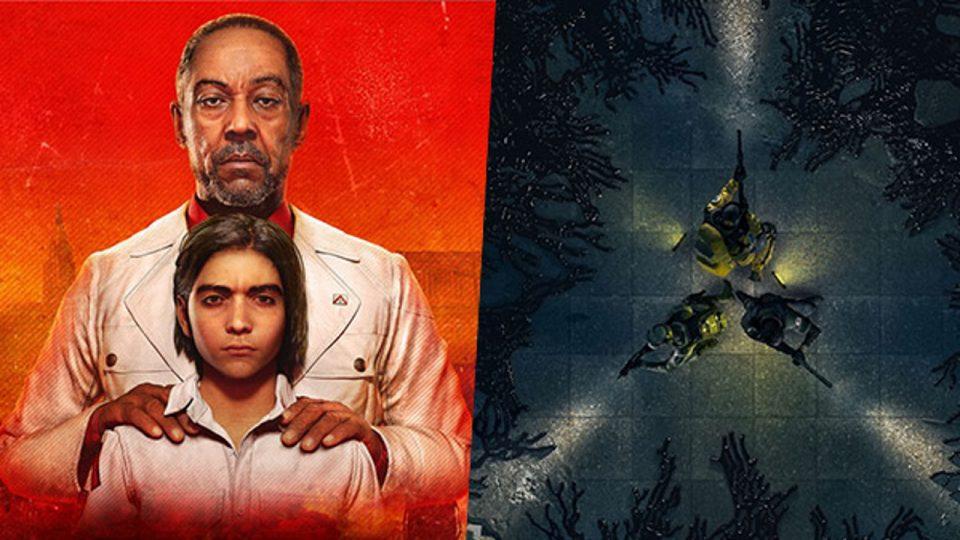 Far Cry 6 & Rainbow Six Quarantine