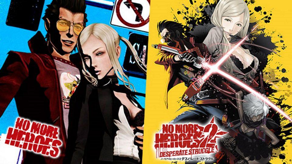 No More Heroes e No More Heroes 2: Desperate Struggle