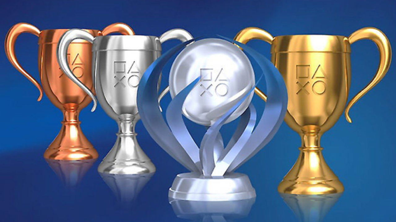 Trofei PlayStation