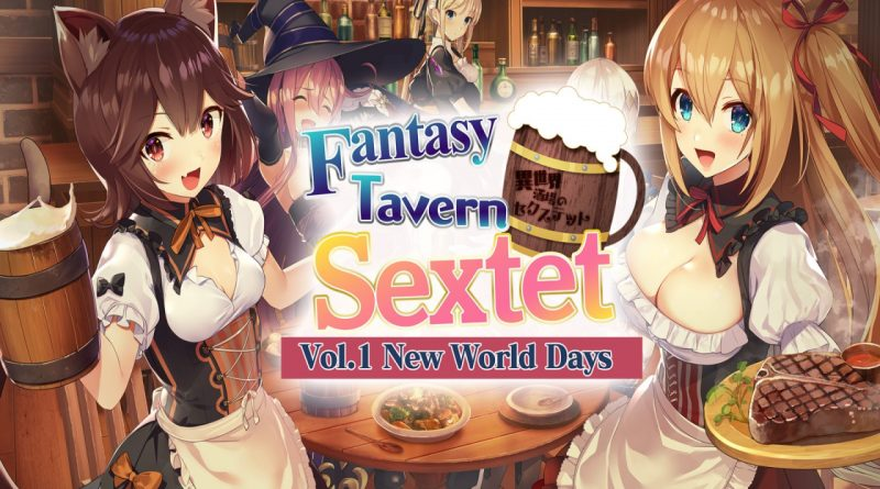 Fantasy Tavern Sextet Vol. 1: New World Days