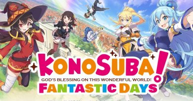 KonoSuba: God's Blessing on this Wonderful World! Fantastic Days