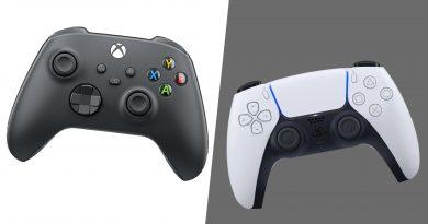 Dualsense PS5 / Controller Xbox Series