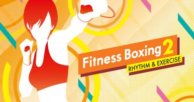 Fitness Boxing 2: Rhytm & Exercise
