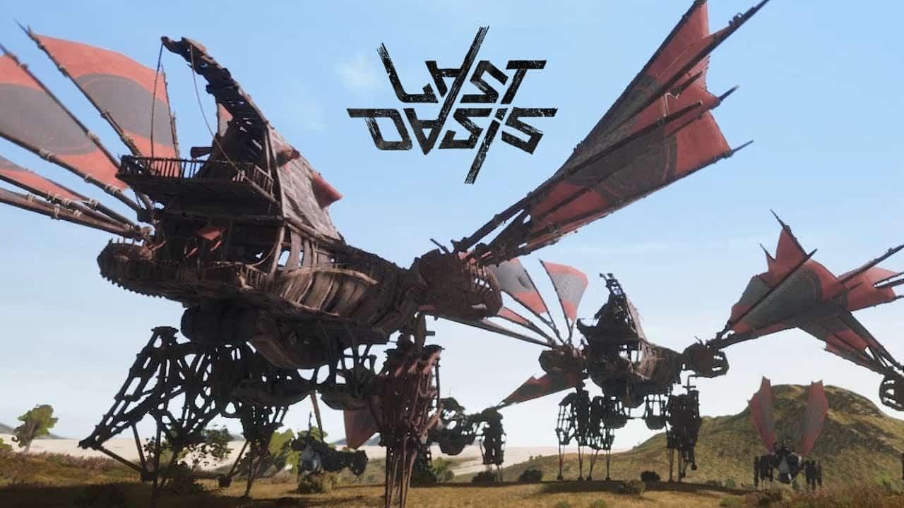 Last Oasis arriva su Xbox Series e Xbox One nel Q1 2021