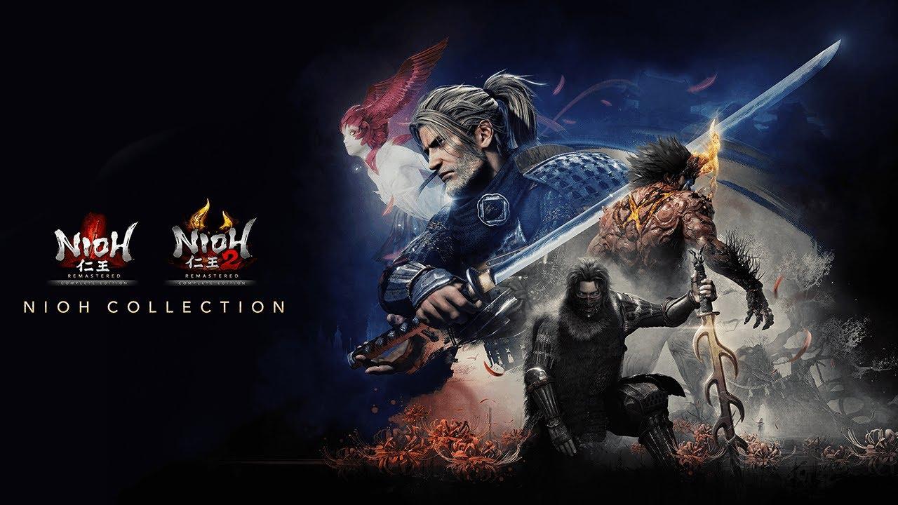 Nioh Collection annunciato per PS5; Nioh 2 - The Complete Edition in arrivo su PS4 e PC