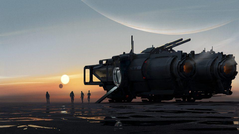 Nuovo Mass Effect