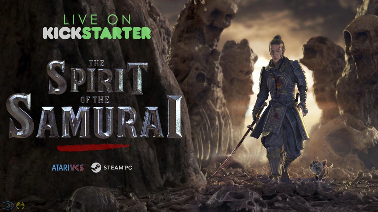 The Spirit of the Samurai annunciato per PC