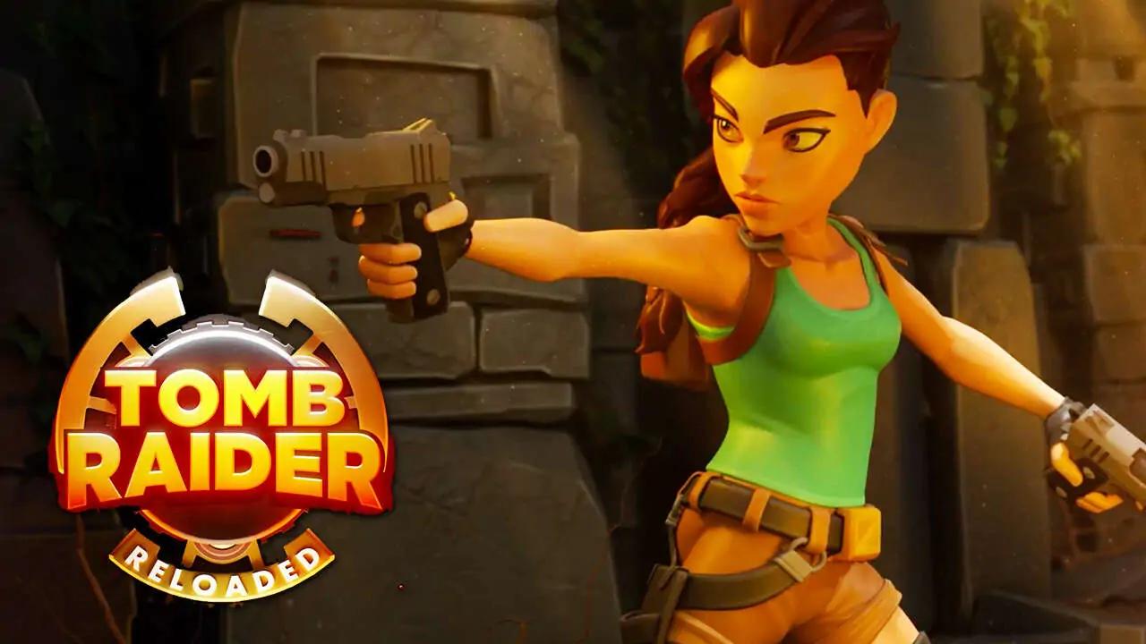Tomb Raider Reloaded annunciato per iOS e Android