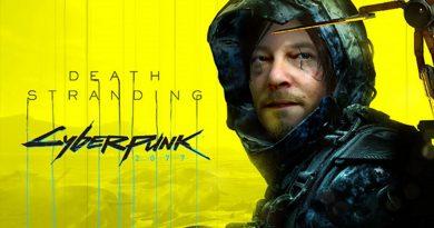 Death Stranding Crossover Cyberpunk 2077