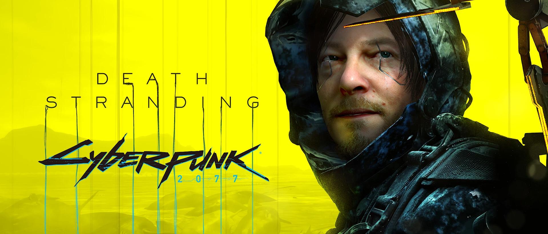 Death Stranding si aggiorna su PC per il crossover con Cyberpunk 2077 2