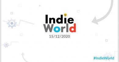 Nintendo Indie World 15/12/20