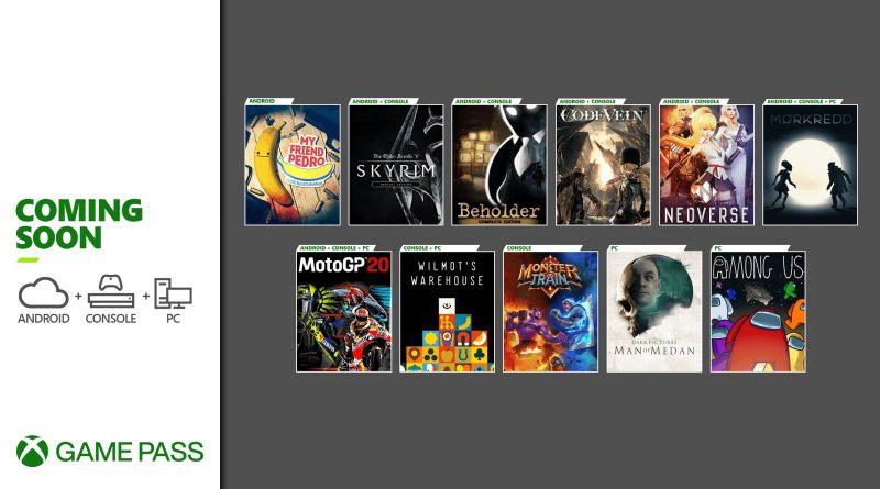 Xbox Game Pass Metà Dicembre