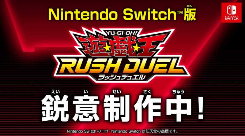 Yu-Gi-Oh! Rush Duel
