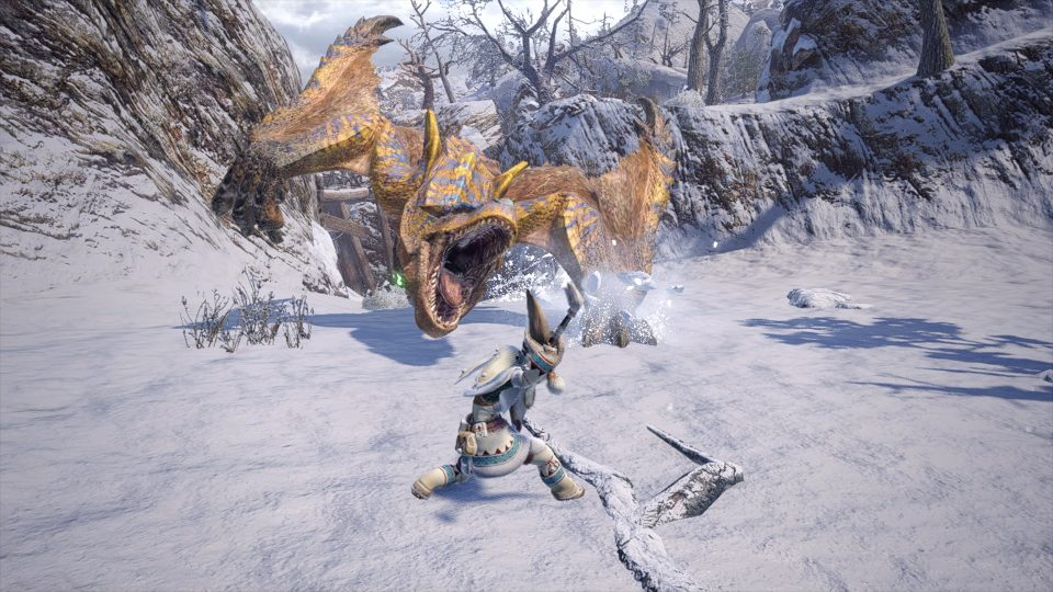 Monster Hunter Rise, demo e nuovo trailer 15