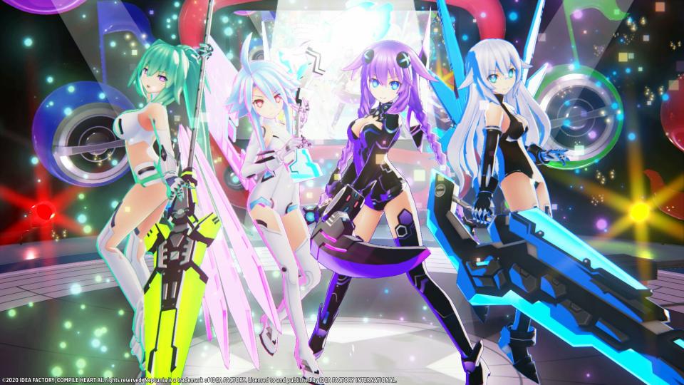 Neptunia Virtual Stars arriva il 5 Marzo su PS4 e 29 Marzo su PC 1