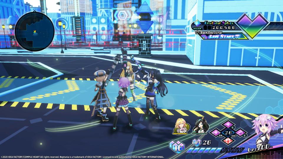 Neptunia Virtual Stars arriva il 5 Marzo su PS4 e 29 Marzo su PC 2