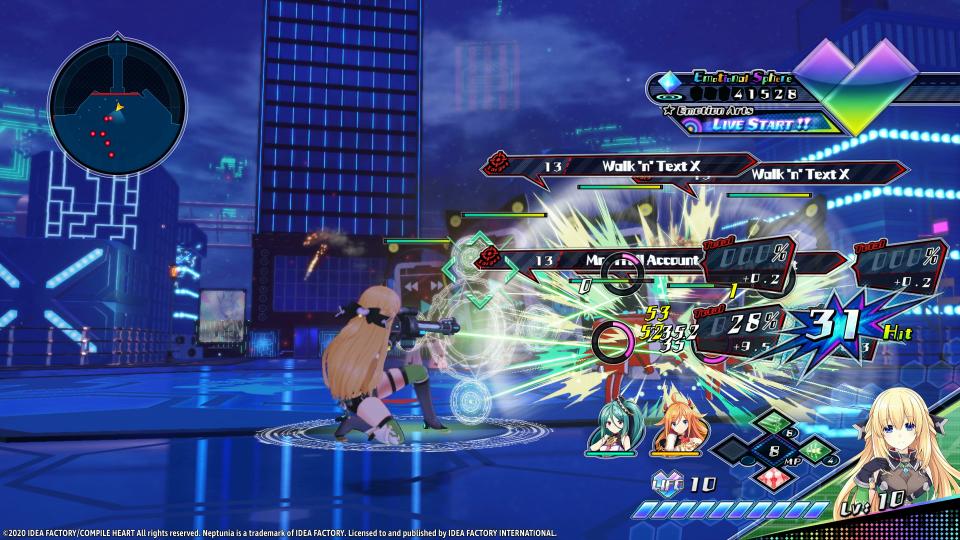 Neptunia Virtual Stars arriva il 5 Marzo su PS4 e 29 Marzo su PC 7