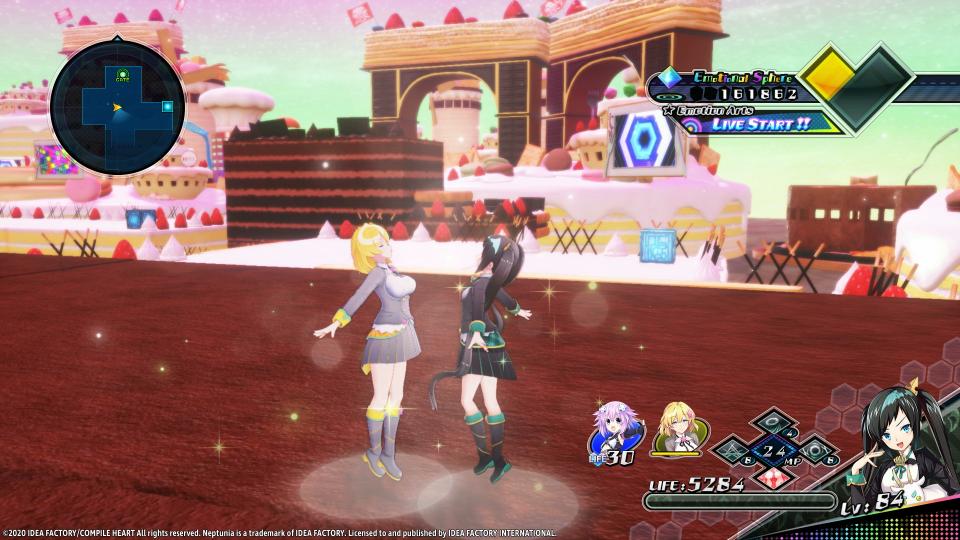 Neptunia Virtual Stars arriva il 5 Marzo su PS4 e 29 Marzo su PC 8