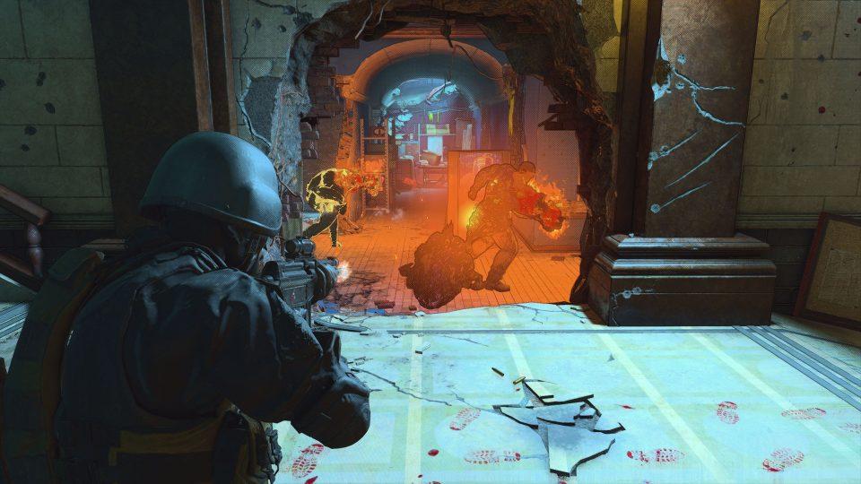 Resident Evil Re:Verse annunciato per PS4, Xbox One e PC 5