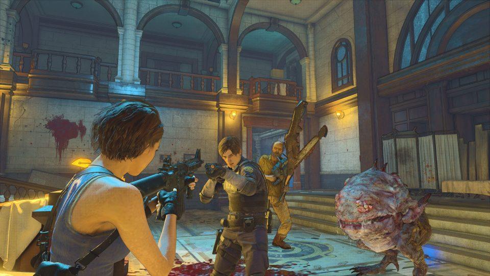 Resident Evil Re:Verse annunciato per PS4, Xbox One e PC 7