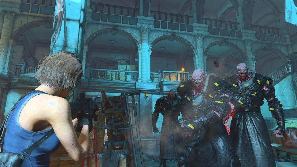 Resident Evil Re:Verse annunciato per PS4, Xbox One e PC 8
