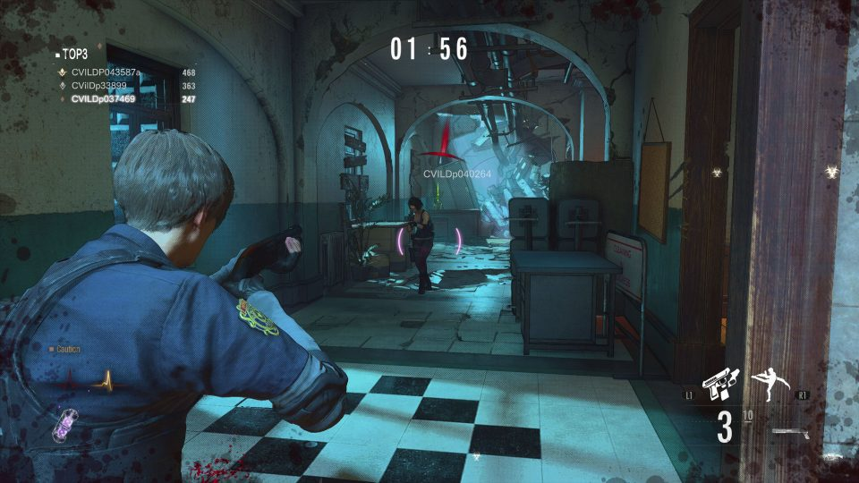 Resident Evil Re:Verse annunciato per PS4, Xbox One e PC 10
