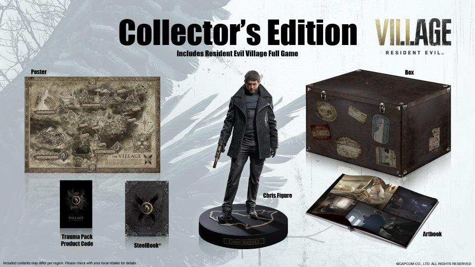 Resident Evil Village in uscita il 7 Maggio; versioni old-gen e demo PS5 32