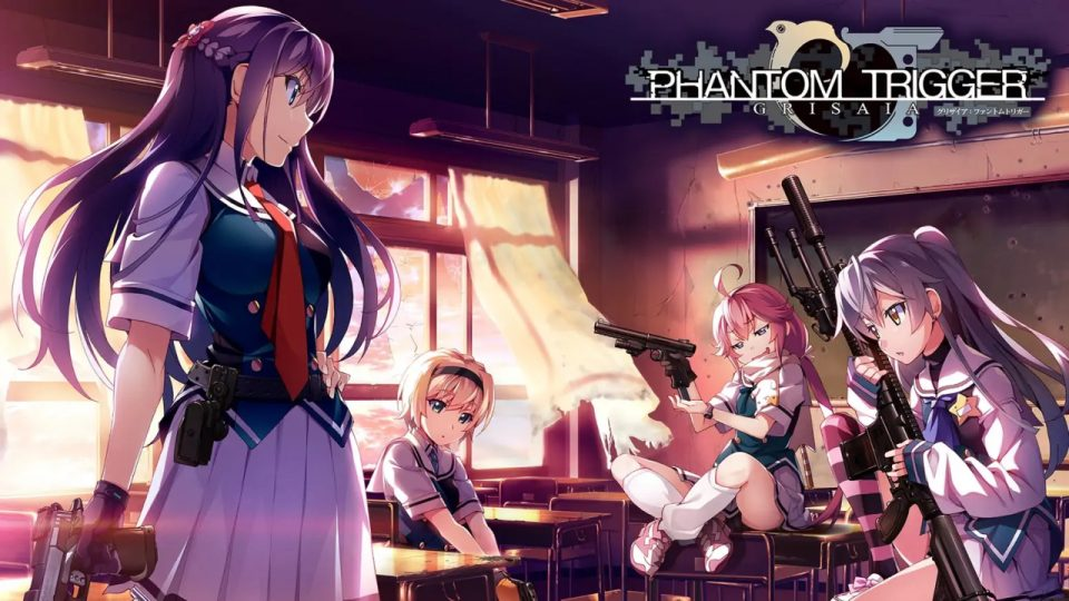 Grisaia: Phantom Trigger 01 to 05