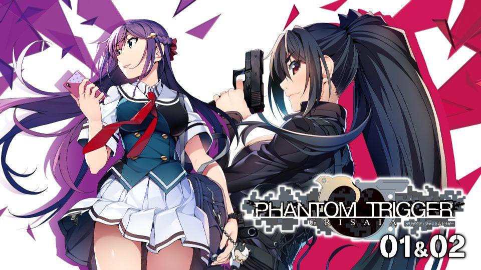 Grisaia: Phantom Trigger 01 to 05, la collezione su Switch dal 28 Aprile in Giappone 1