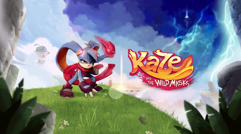 Kaze and the Wild Masks