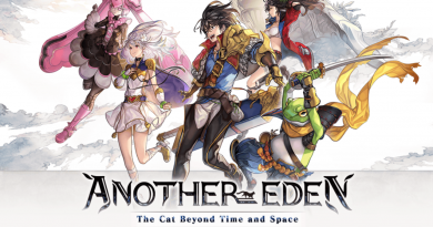 Another Eden: The Cat Beyond Time and Space