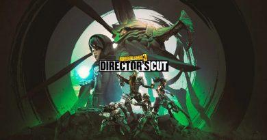 """Borderlands 3 """"Director's Cut"""""""