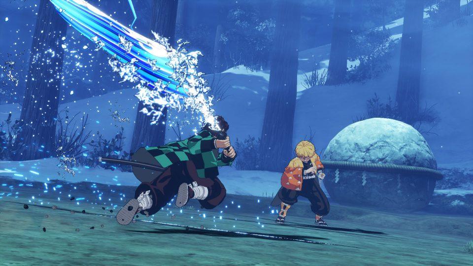 Demon Slayer: Kimetsu no Yaiba – Hinokami Keppuutan confermato per PS5, Xbox Series, Xbox One e PC 6