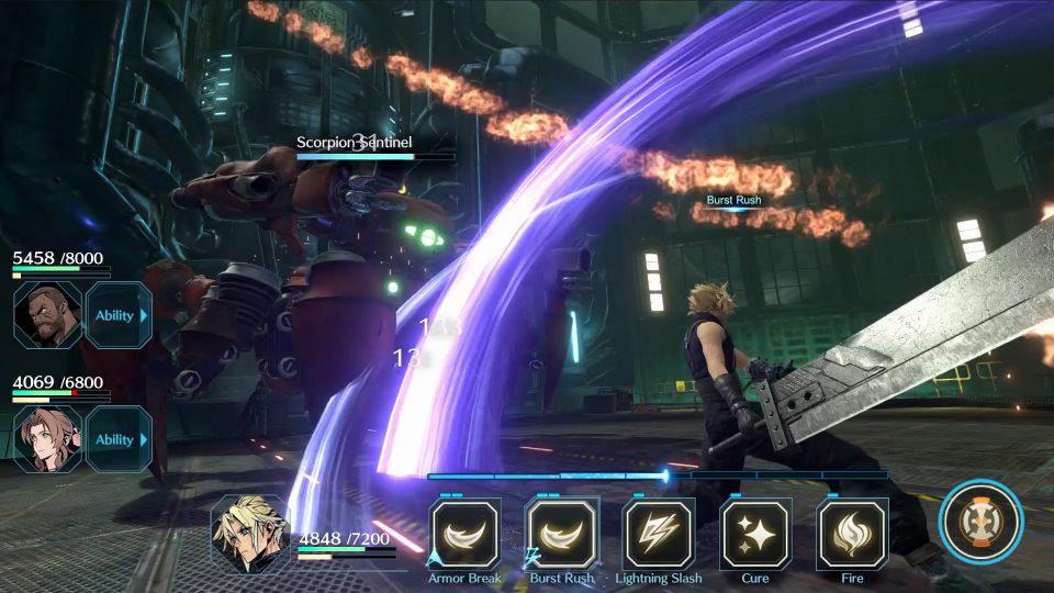 Final Fantasy VII: Ever Crisis annunciato per iOS e Android 1