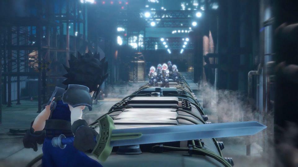 Final Fantasy VII: Ever Crisis annunciato per iOS e Android 5