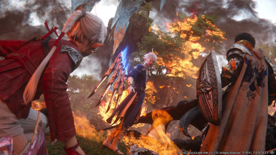 Final Fantasy XIV: Endwalker, espansione e versione PS5 annunciati 72