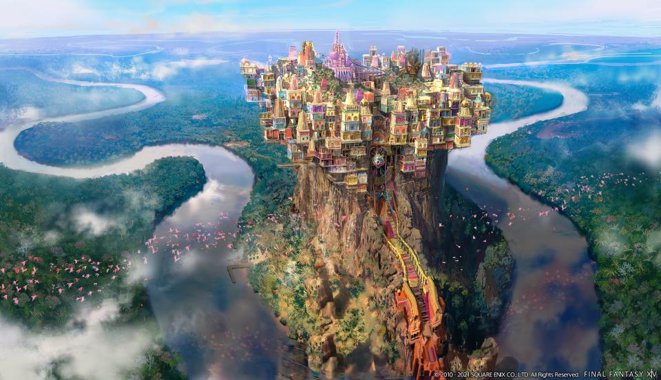 Final Fantasy XIV: Endwalker, espansione e versione PS5 annunciati 83