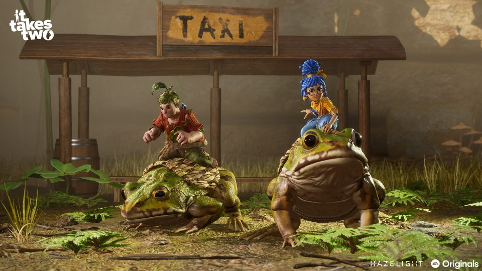 It Takes Two, gameplay trailer e screenshot 2
