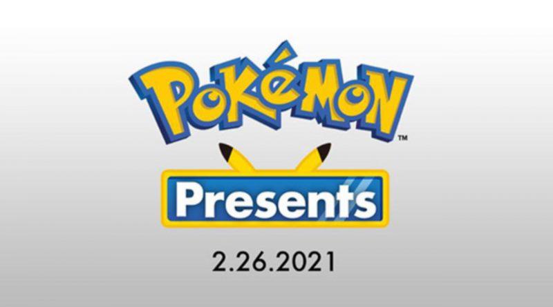 Pokémon Presents Febbraio 2021