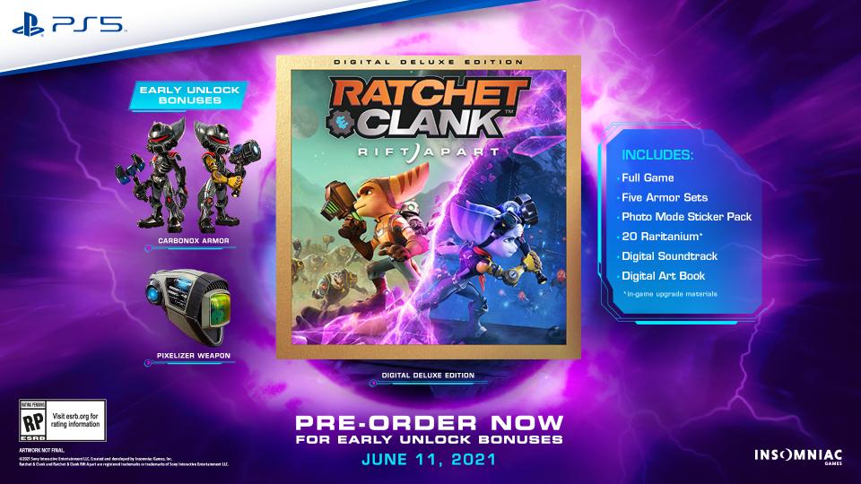 Ratchet & Clank: Rift Apart in arrivo l'11 Giugno 4
