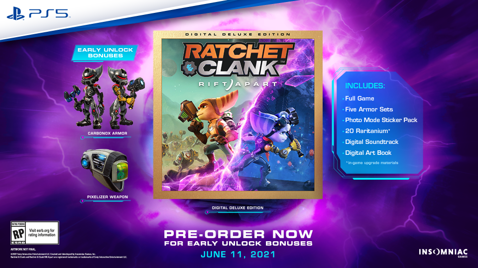 Ratchet & Clank: Rift Apart in arrivo l'11 Giugno 5